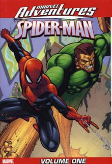 MARVEL ADVENTURES SPIDER-MAN VOL 1 HC