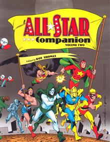 ALL STAR COMPANION VOL 2 TP