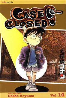 CASE CLOSED GN VOL 14