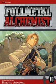 FULLMETAL ALCHEMIST VOL 10 TP