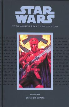 STAR WARS 30TH ANNIV COLL VOL 10 HC CRIMSON EMPIRE