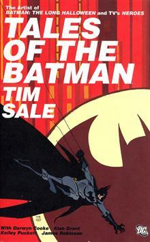 TALES OF THE BATMAN TIM SALE HC