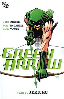 GREEN ARROW ROAD TO JERICHO TP