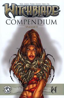 WITCHBLADE COMPENDIUM VOL 1 LTD ED HC