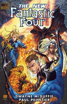 FANTASTIC FOUR NEW FANTASTIC FOUR PREM HC