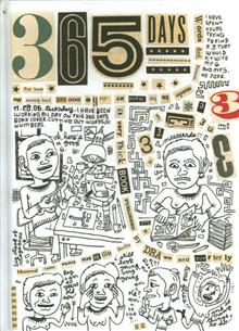 365 DAYS A DIARY BY JULIE DOUCET HC