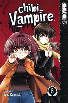 CHIBI VAMPIRE VOL 6 GN (OF 11) (MR)