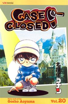 CASE CLOSED VOL 20 GN