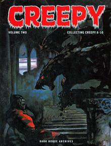 CREEPY ARCHIVES HC VOL 02