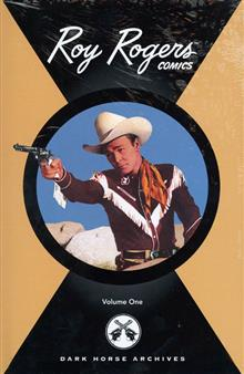 ROY ROGERS ARCHIVES HC VOL 01 (C: 0-1-2)