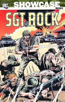SHOWCASE PRESENTS SGT ROCK TP VOL 02
