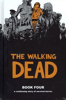 WALKING DEAD VOL 4 HC S/N LTD ED (MR)