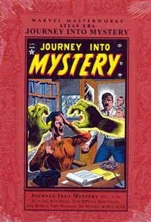 MMW ATLAS ERA HC VOL 01 JOURNEY INTO MYSTERY