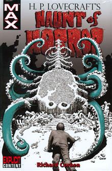 HAUNT OF HORROR LOVECRAFT PREM HC (MR)