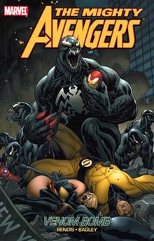MIGHTY AVENGERS VOL 2 VENOM BOMB TP