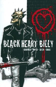 BLACK HEART BILLY COLOR ED TP