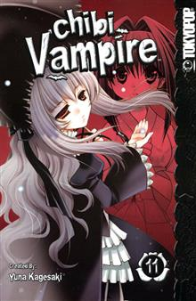 CHIBI VAMPIRE GN VOL 11 (OF 13) (MR)