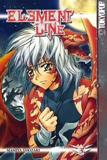 ELEMENT LINE GN VOL 03 (OF 5) (MR)