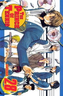 PRINCE OF TENNIS GN VOL 28