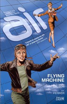 AIR VOL 2 FLYING MACHINE TP (MR)