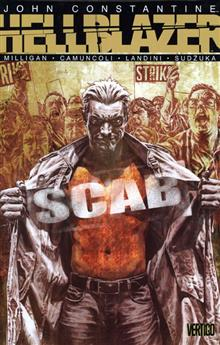 HELLBLAZER SCAB TP (MR)