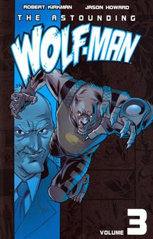ASTOUNDING WOLF MAN VOL 3 TP