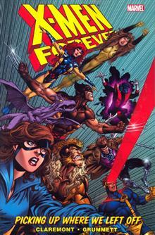 X-MEN FOREVER TP VOL 01