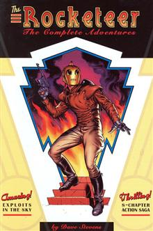 ROCKETEER COMPLETE COLLECTION VOL 1 HC
