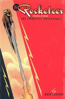 ROCKETEER COMPLETE COLLECTION VOL 1 DLX ED HC