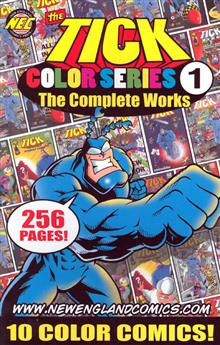 TICK COLOR SERIES COMPLETE WORKS VOL 1 TP