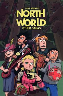 NORTH WORLD VOL 3 GN