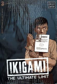 IKIGAMI ULTIMATE LIMIT GN VOL 03 (MR)