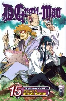 D GRAY MAN GN VOL 15 (MR)