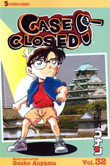 CASE CLOSED GN VOL 32