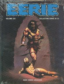 EERIE ARCHIVES HC VOL 06