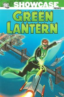 SHOWCASE PRESENTS GREEN LANTERN TP VOL 01 NEW PTG