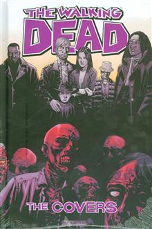 WALKING DEAD COVERS HC VOL 01 (RES) (MR)