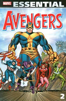 ESSENTIAL AVENGERS TP VOL 02 NEW ED