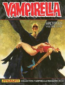 VAMPIRELLA ARCHIVES HC VOL 02