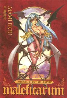 DARKSTALKERS RED EARTH TP VOL 01 MALEFICARUM
