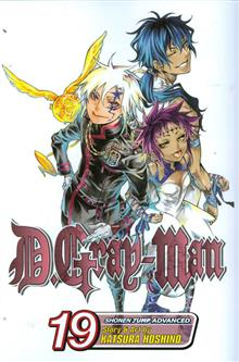 D GRAY MAN GN VOL 19 (MR)