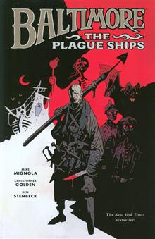 BALTIMORE VOL 01 THE PLAGUE SHIPS TP