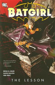 BATGIRL TP VOL 03 THE LESSON