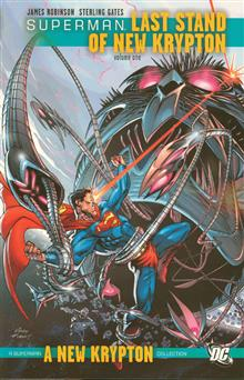 SUPERMAN LAST STAND OF NEW KRYPTON TP VOL 01