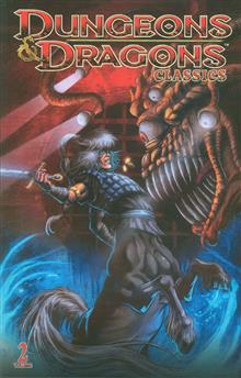 DUNGEONS & DRAGONS CLASSICS TP VOL 02