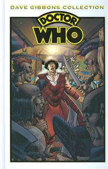 DOCTOR WHO DAVE GIBBONS COLLECTION HC