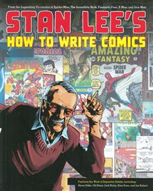 STAN LEE HOW TO WRITE COMICS SC