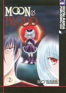 MOON & BLOOD GN VOL 02 (OF 4)