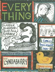 EVERYTHING COMICS FROM 1978-1981 HC