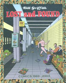 BILL GRIFFITH LOST AND FOUND 1969 - 2003 TP